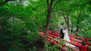 ミラノで出会って - 椿山荘での結婚式