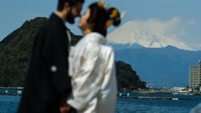 静岡県の三嶋大社での結婚式