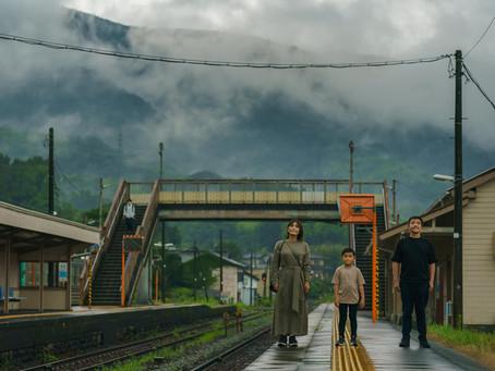 徳島でのドキュメンタリー的家族写真