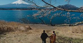 富士山のお膝元 北口本宮浅間神社での結婚式