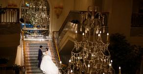 横浜ロイヤルパークホテルでの結婚式