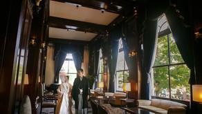 ホテルニューグランドでの和婚