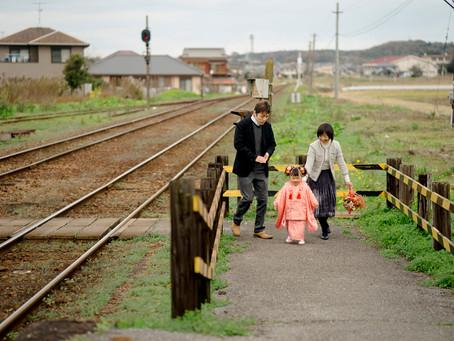 千葉県市原市での七五三撮影