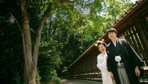 明治神宮・明治記念館での結婚式
