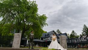 軽井沢 ロングイングハウス での結婚式 - 挙式まで編