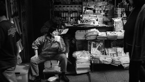 フィルム Leica で歩いた香港の街
