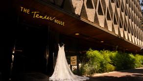 白金台 テンダーハウスでの結婚式