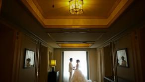 椿山荘の結婚式