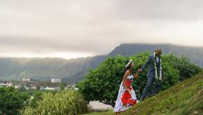 ハワイでの手作りウェディング