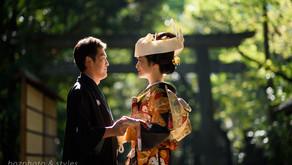 引き継がれていく結婚式 in 赤坂氷川神社