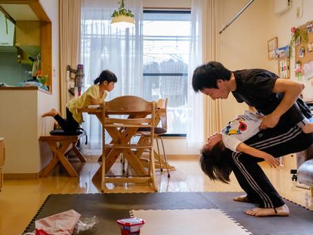富士フイルムで撮る家族ドキュメンタリー