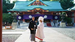 赤坂日枝神社でイタリアンな結婚式