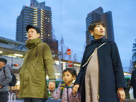 最後の一人っ子 - Day in the Life Session in 神戸