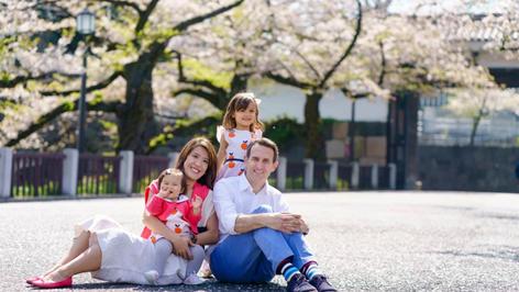桜シーズン