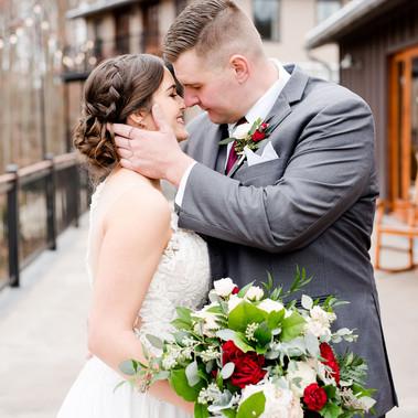 Ashton Creek Vineyard Wedding