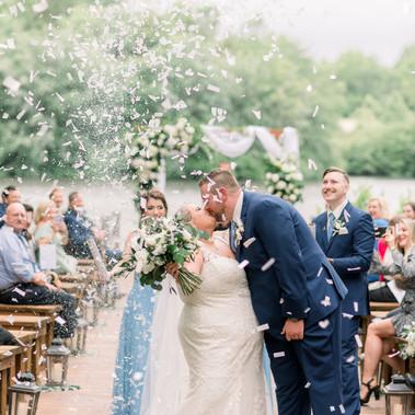 Lakeside at Welch Estate Wedding