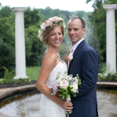 Chestnut Hill Bed and Breakfast Wedding