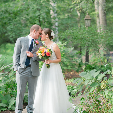 Nicole and Philip's Fall Wedding at The Mill