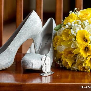 Spring Daffodil Wedding