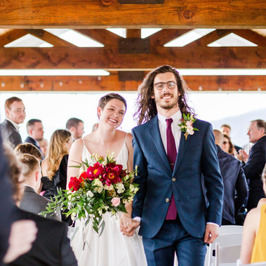 Moss Vineyards Wedding