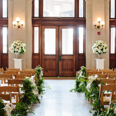 Main Street Station Wedding
