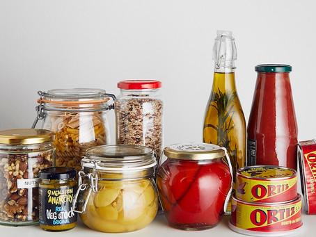 Storecupboard To Help You Cut Food Waste