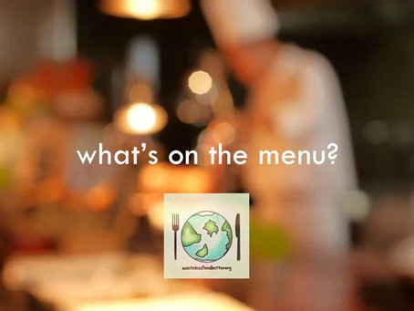 Food waste in the US – what's on the menu?