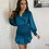 Thumbnail: BLUE LEOP DRESS