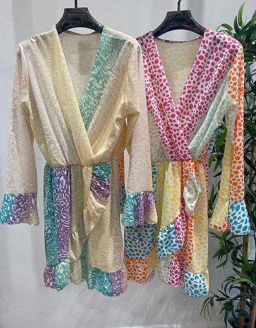 SPOTTY SUMMER DRESS