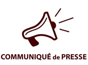 Communiqué de Presse - 22 février 2021