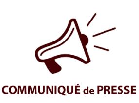 Communiqué de Presse - 15 juin 2021