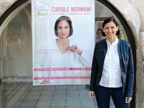 Local de Campagne - Inauguration