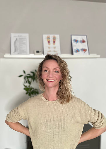 Kate Benford Fertility coach