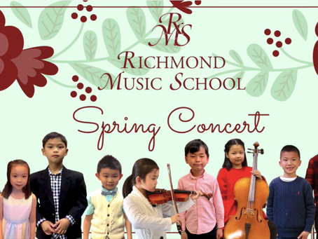 Spring Concert 2021