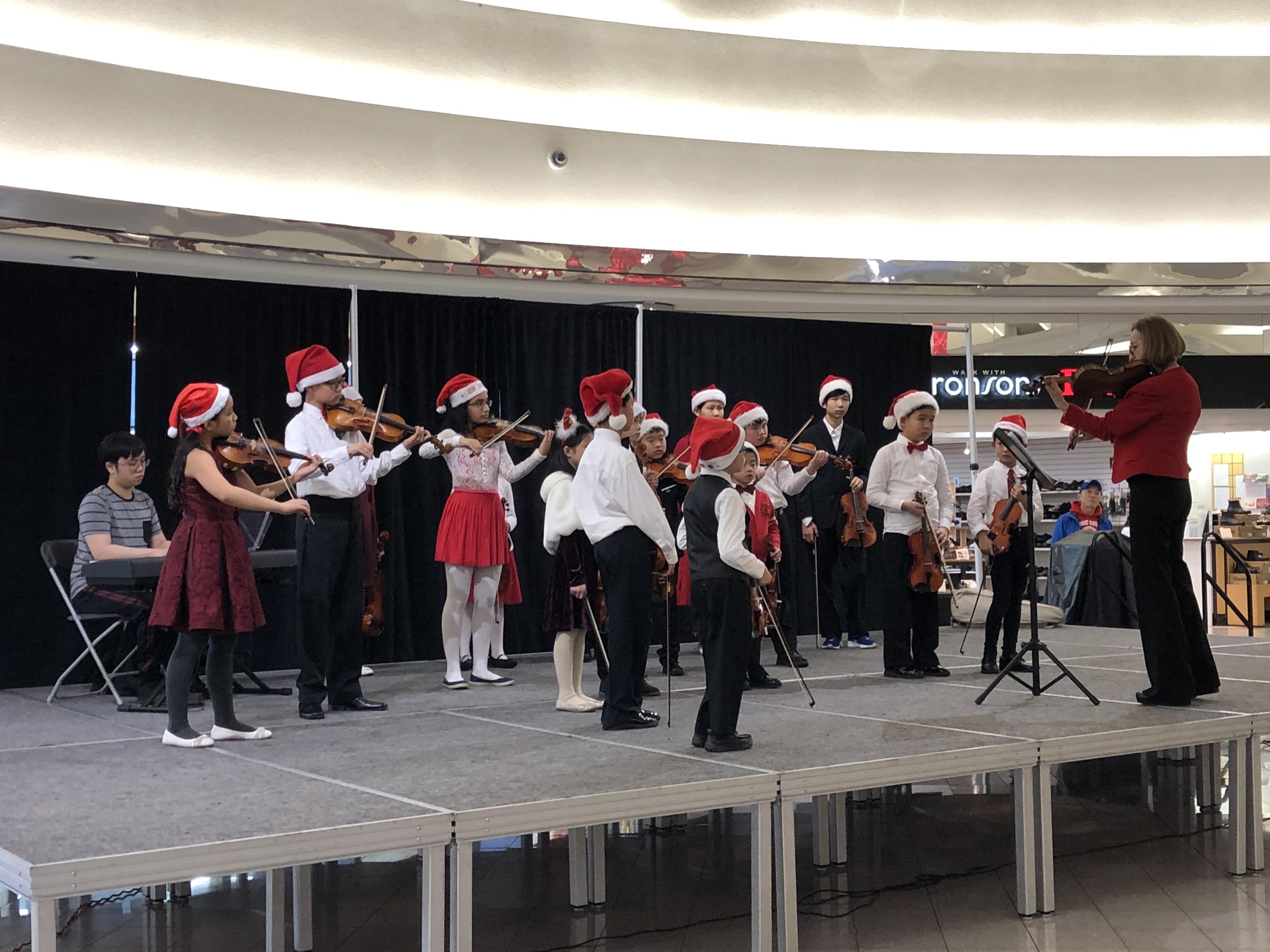 Lansdowne Mall Performance