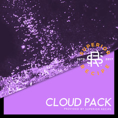Cloud pack - Provided by Superior Recipe