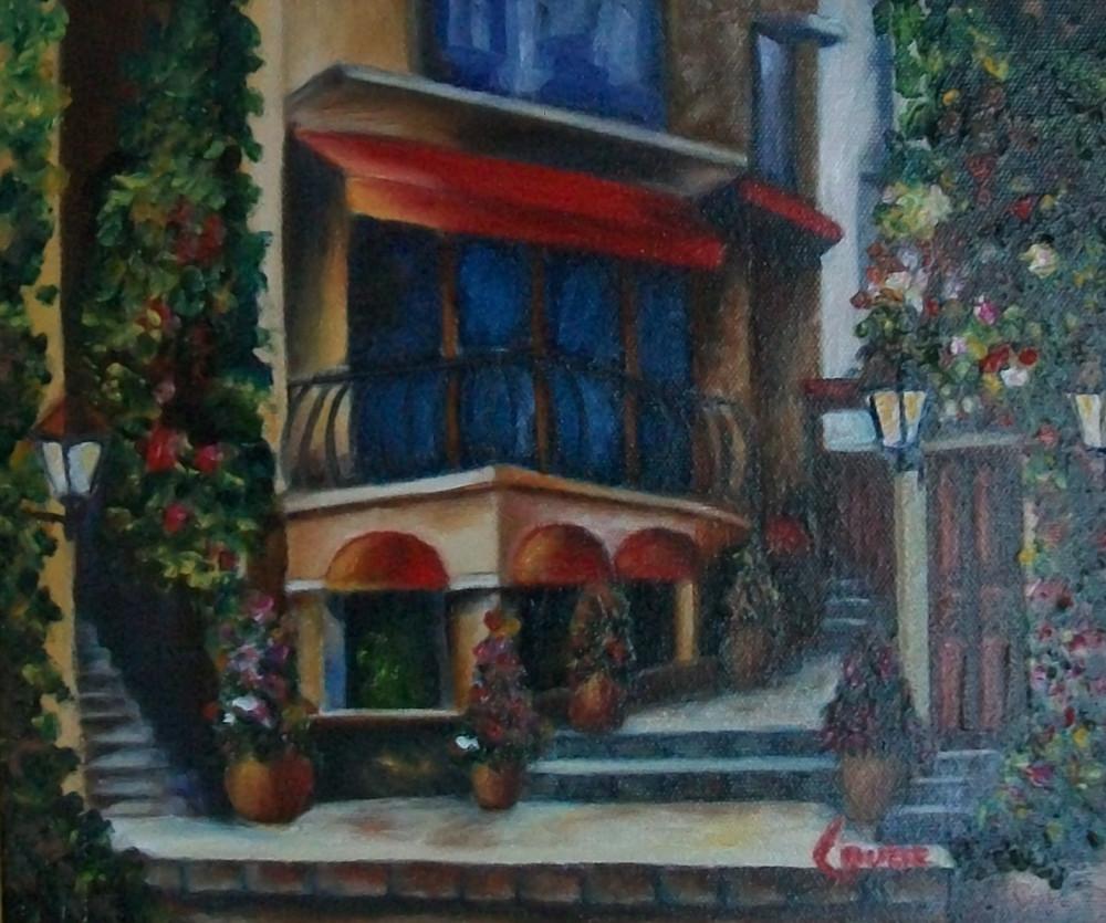 Paysage de Sicile
