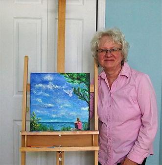 Louise Pelletier - Artiste Peintre