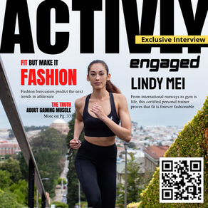 Activly Engaged: Lindy Mei