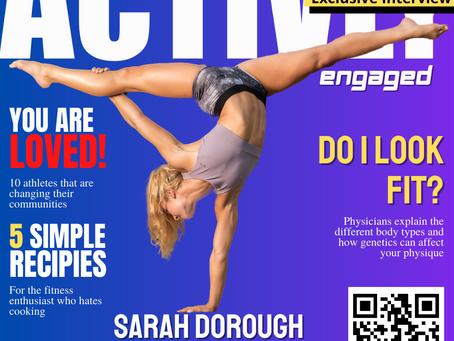 Activly Engaged: Sarah Dorough