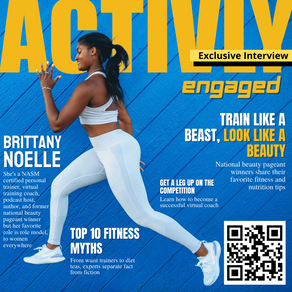Activly Engaged: Brittany Noelle