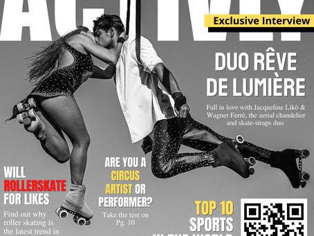 Activly Engaged: Duo Rêve de Lumière