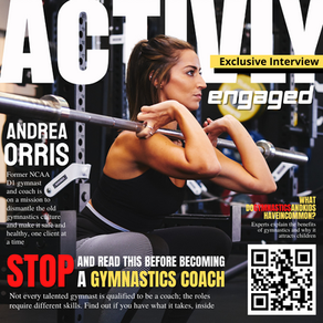 Activly Engaged: Andrea Orris