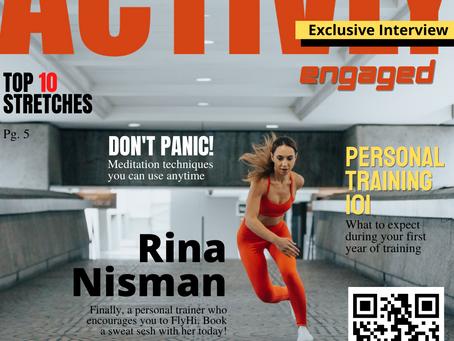 Activly Engaged: Rina Nisman