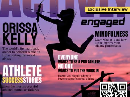 Activly Engaged: Orissa Kelly