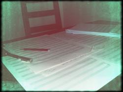 La mesa de trabajo