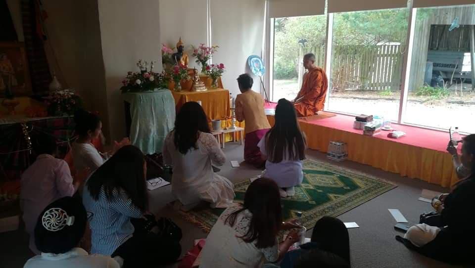 Asalha Puja Day 27th July 2018