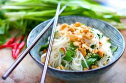 Thai Vegetarian Food