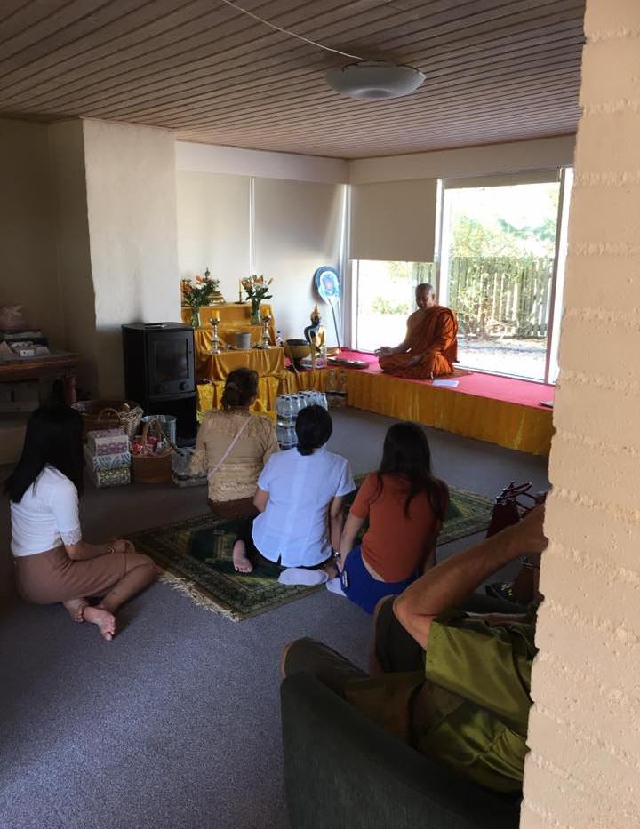 เข้าพรรษา ๒๘ กรกฎาคม ๒๕๖๑ แรม ๑ ค่ำ เดือน ๘ ปีจอ. Beginning Of Buddhist Lent 28 July 2018