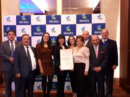 Felicitaciones Equipo Fundared-Materna!